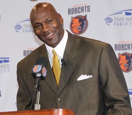 Jordan is Open to Return of The Charlotte Hornets!