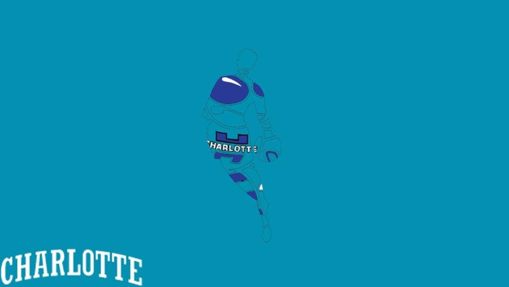 Charlotte Hornets Wallpapers/Desktops (6/6)
