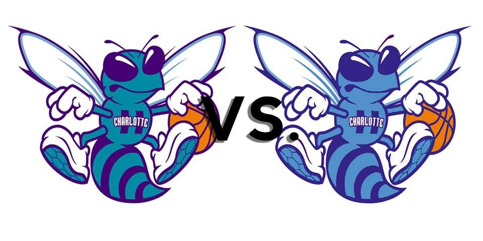 POLL: Teal & Purple vs Carolina Blue & Purple Charlotte Hornets? (5/5)