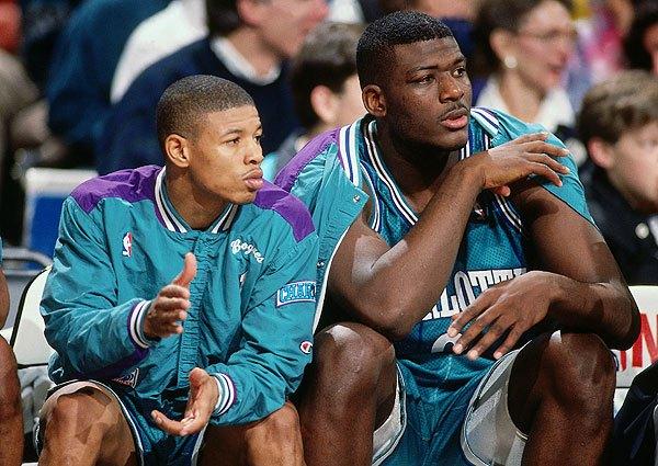 POLL: Teal & Purple vs Carolina Blue & Purple Charlotte Hornets? (3/5)