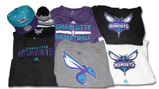 New Charlotte hornets Gear On Sale!
