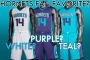 POLL: Which New Hornets Uniform Is The Fan Favorite?