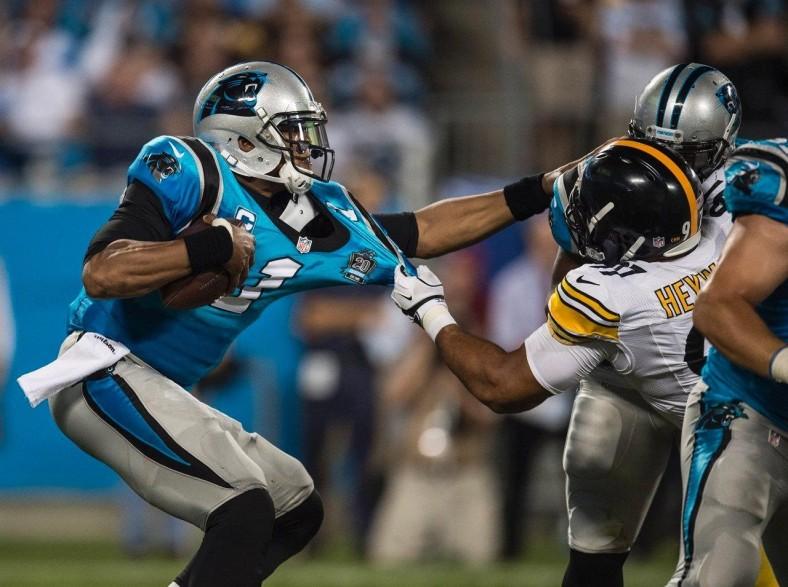 Cam under pressure