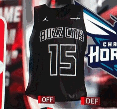 "The Charlotte Hornets ""City Edition"" Uniforms Leak On 2K  c4919085b"