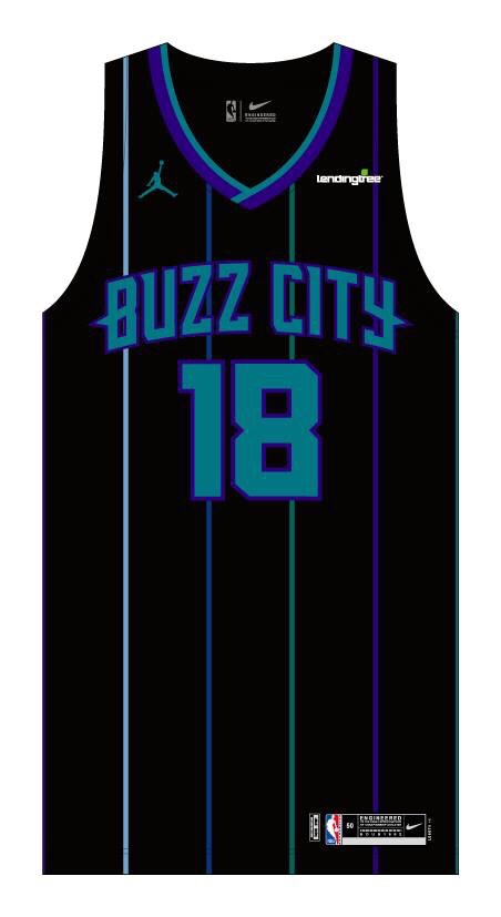 """858beaa2f Bring Back The Buzz s """"City Edition"""" FAN CONCEPT Jersey"""